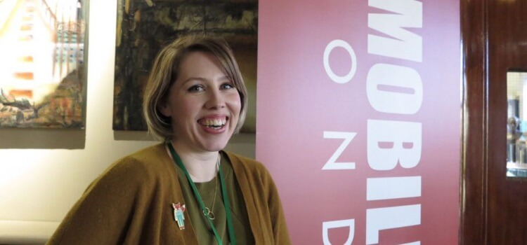MOBILE UX CONFERENCE LONDON 2016 – WRITE-UP OF TALK BY HELEN NIC RUA