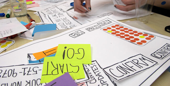 WHY PAPER PROTOTYPING IS CRUCIAL IN DESIGNING GOOD DIGITAL PRODUCTS