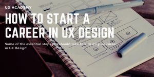 Start Career-UX-Design