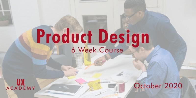 product design course