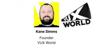 Kane Simms_VUX World