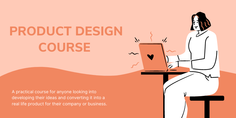 product design course blog
