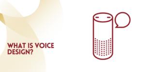 Voice design blog banner